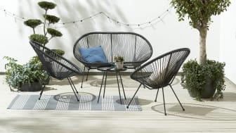 Sommer auf dem Balkon oder der Terrasse – eine gute Alternative in Corona-Zeiten