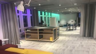 Stockholm blir det tolfte innovationscentret som öppnas för att stötta organisationer med snabba affärstekniska innovationer