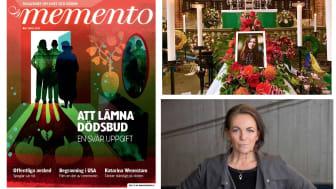Memento, magasinet om livet och döden.