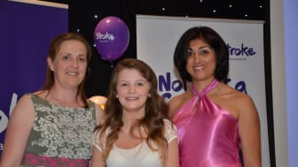Young Stockton-on-Tees stroke survivor receives regional recognition