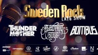 Festivaljätten Sweden Rock lanserar nytt streamat koncept via VOYD