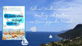 Humorvolle Wohlfühllektüre rund um Kochprofis und Küchenkatastrophen mit einem Schuss Romantik, ganz viel Herz und Hamburg-Flair und einem Hauch mediterranem Charme