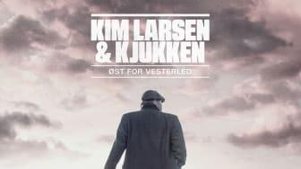 KIM LARSEN´s første album i 5 år udkommer idag !!!