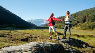Kooperation zwischenTourimusverband und SIGNAL IDUNA: Zehn Prozent Nachlass gibt's für SIGNAL IDUNA-Kunden in den Kitzbüheler Alpen.