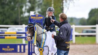 Vinnare Sveland Cup kat B 2016