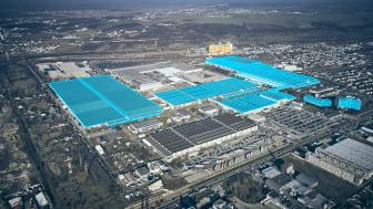 A Ford 300 millió dolláros beruházással bővíti a romániai Ford Krajova üzemet