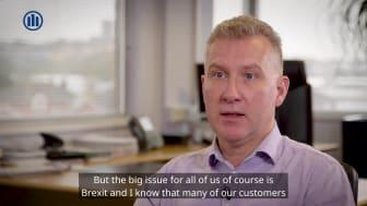 Allianz CEO, Jon Dye, on the 2018 financial results