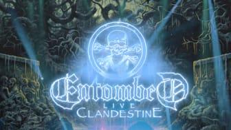 "ENTOMBED ""CLANDESTINE - LIVE"" - En unik upplevelse med originalsättningen av Entombed!"