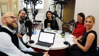 """Lisa Lindström i Svensk Byggtjänsts podcast Snåret: """"Byggbranschen behöver ställa om – från produkt till funktion"""""""
