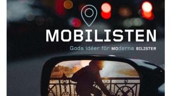 """""""Mobilisten – goda idéer för moderna bilister"""", en guide med många bra tips för ett mer klimatsmart och hållbart resande."""