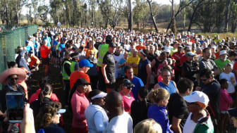 parkrun and Discovery Vitality hits record numbers