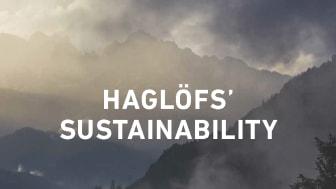 Haglöfs' sustainability report