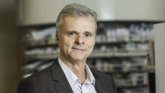 Nå kuttes det i apotekenes inntekter uten at konsekvensene av dette er utredet, og uten at de berørte har hatt mulighet til å gi sine innspill, sier adm. direktør Per T. Lund i Apotekforeningen.