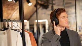 Los nuevos auriculares WH-1000XM4 de Sony