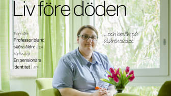 Palliativ vård i fokus i nya Äldre i Centrum