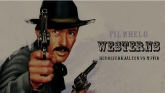 Sveriges Förenade Filmstudios bjuder in till digital filmhelg med westernfilmer