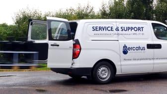 Vi söker en Resande servicetekniker