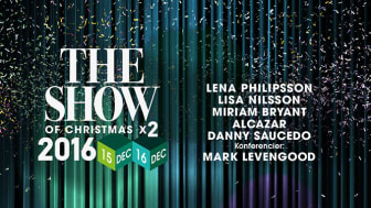 The Show of Christmas 2016 (15 & 16 dec)
