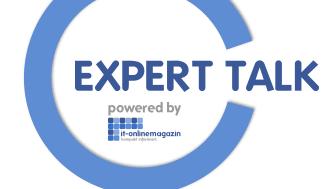 Expert Talk auf der IT-Onlinekonferenz 2021
