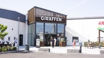 Kvarteret Giraffen i Kalmar står som vinnare med Sveriges nöjdaste köpcentrumhyresgäster