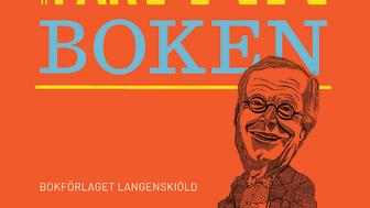 Ny bok!  Dag Sebastian Ahlander om att vara morfar och farfar