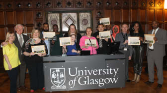 Graduation Day for Activate students from North Glasgow