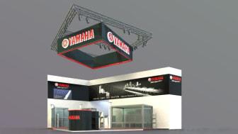 Yamaha Motor Booth Concept
