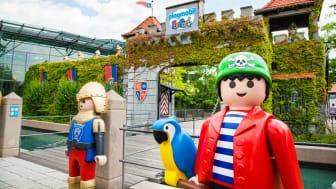 Der PLAYMOBIL-FunPark schließt ab 2. November