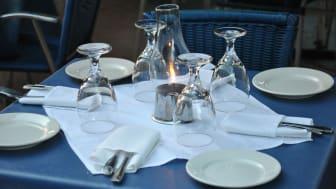 Restauranger är exempel på en bransch som drabbats av pandemin och som omfattas av lokalhyresstödet. Foto: Pixabay