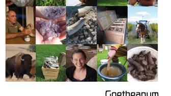 Cover der Präparatestudie der Sektion für Landwirtschaft am Goetheanum
