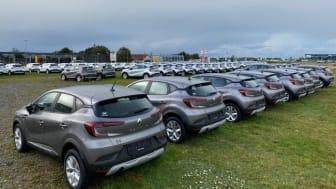 Tønder tænder på Renault Captur