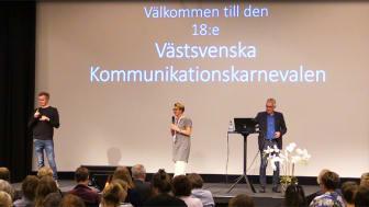 Den 18:e Västsvenska kommunikationskarnevalen