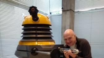 Al Dupres at the BBC