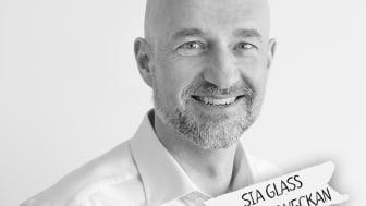 SIA Glass ursprungsmärker med Från Sverige. Stefan Carlson, vd på SIA Glass, berättar om SIA Glass inför att de gästar Från Sveriges Instagram vecka 36.