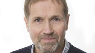 Magnus Duvnäs, rektor på Husbygårdsskolan. Foto: Lennart Johansson.