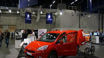 Peugeot på Bilar som jobbar