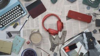 Spring ud i en stilsikker verden af High-Resolution-lyd med Sony
