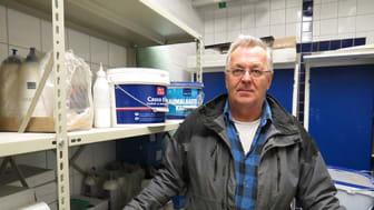 Part skänker utbildningsmaterial till yrkesutbildning i Hedenäset