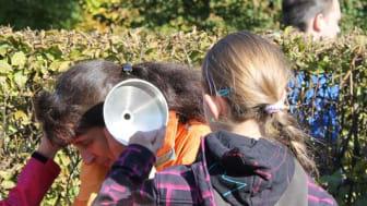 Herbstfest am Sonntag: Irrgarten der Sinne feiert zugunsten von Bärenherz