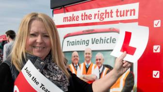 Driver Recruitment Day at Consett - 13 December 2015