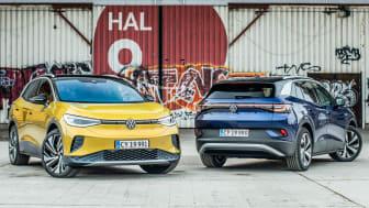 ID.4 er kåret til World Car of the Year 2021