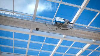 Med lanceringen af UltraLink FTCU kombinerer Lindab målesystem og regulering af luftstrømme og temperatur i en enhed. UltraLink anvender ultralyd til at foretage målinger med +/- 5 procent nøjagtighed helt ned til 0.5 meter i sekundet.