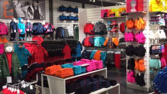 Stadium öppnar ny butik i Mall of Scandinavia