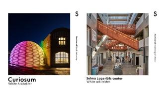 Tre White-nomineringar i Design S