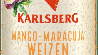 Produktfoto Karlsberg Mango-Maracuja Weizen