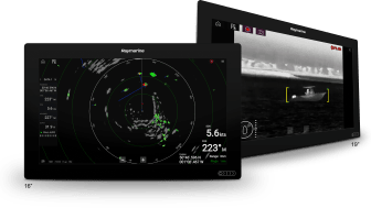 High res image - Raymarine - Axiom XL MFD Group
