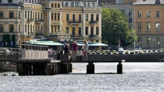Securitas tar helhetsgrepp över säkerheten i Karlstad, Hammarö och Forshaga kommun. Foto: Erik Mårtensson.