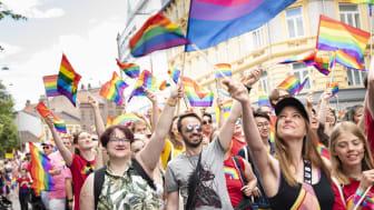Oslo Pride Parade 2019 (foto: Martin Fjellanger / Oslo Pride)
