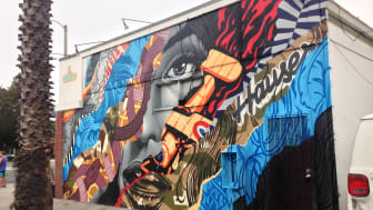 ​The magic of Tristan Eaton to No Limit Borås