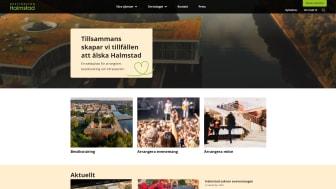 Halmstads besöksnäring i fokus på ny webbplats